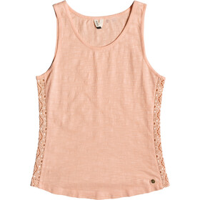 Roxy Another Breath Tank Top Damer, salmon
